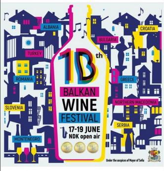 Programme 10th Balkan Wine Festival 2021