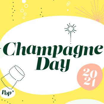 International Champagne Day, celebrate today