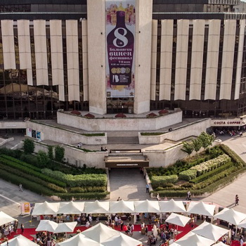 Nearly 1000 Wines at the 10th Balkan International Wine Festival in Sofia in June