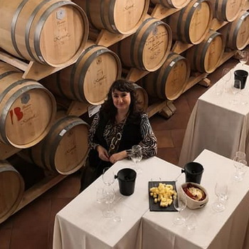 Galina Niforou: Wine Is a Bridge that Connects Nations, And at BIWC in Skopje We All Felt That
