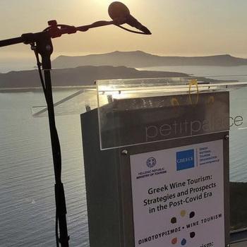Δράσεις του Wines of Crete για τον οινοτουρισμό και τις κρητικές ποικιλίες