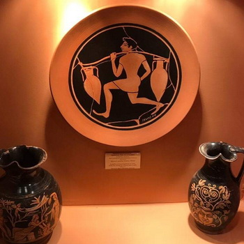 The history of wine in Greece